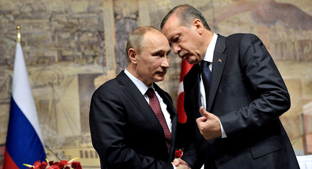 Erdogan, Putin to hold talks in Sochi over Idlib situation