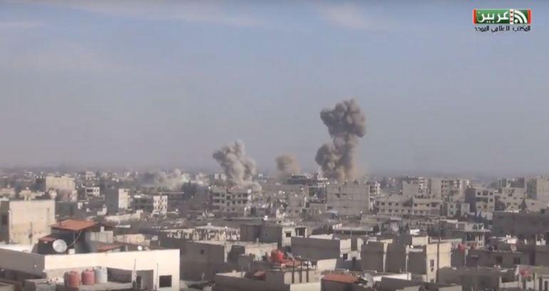 Airstrikes-on-E.-Ghouta