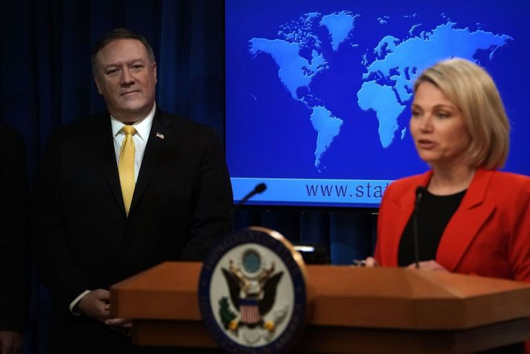 Secretary Of State Pompeo Releases Annual Report On Int'l Religious Freedom
