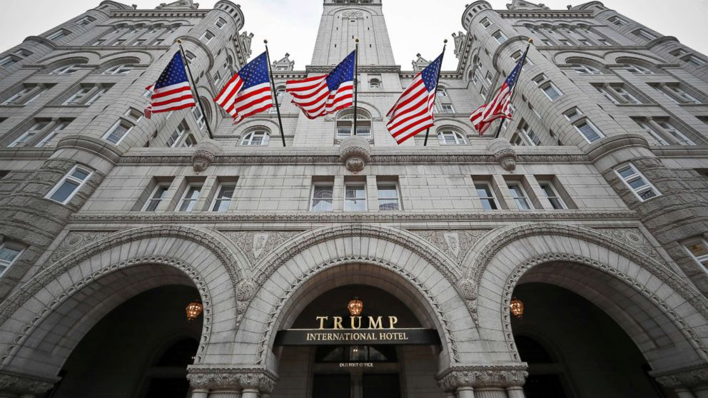 Saudi Lobbyists Paid For 500-Night Stay At Trump D.C. Hotel