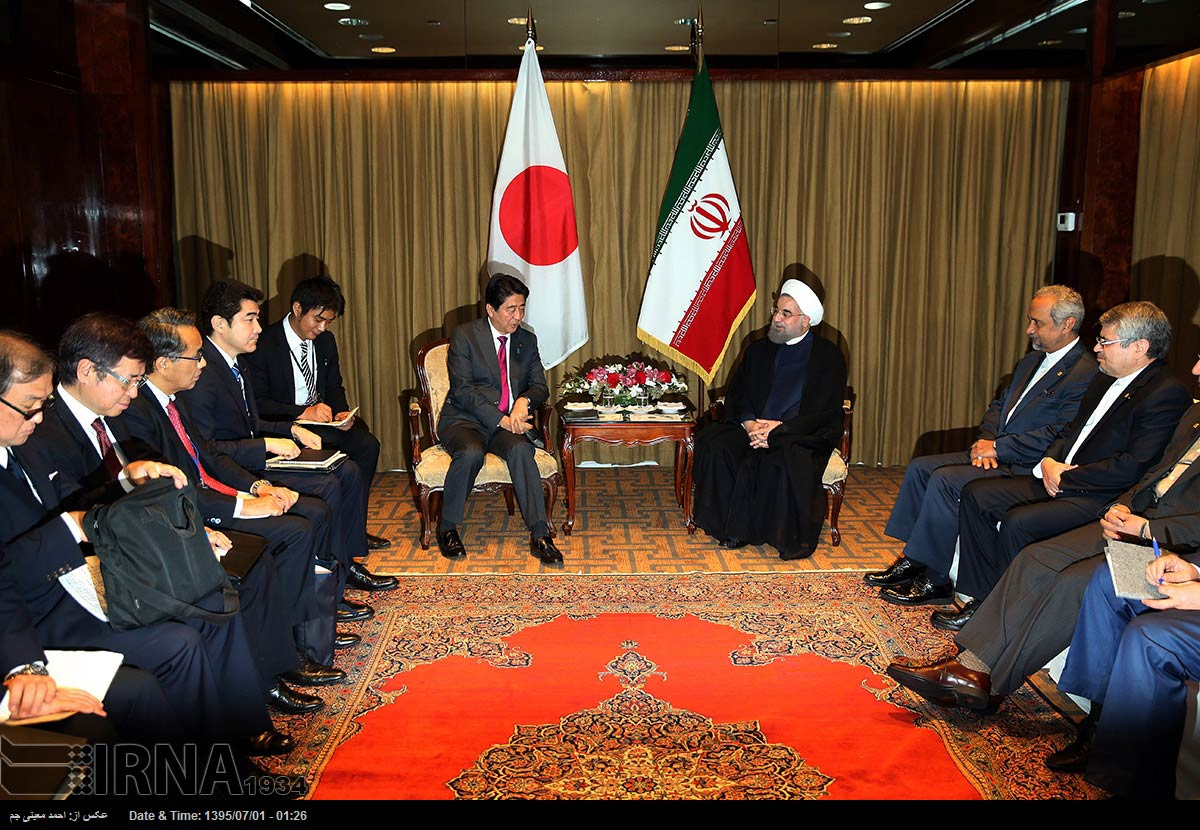 Non Muslim Perspective On The Revolution Of Imam Hussain: Japanese Prime Minister Shinzo Abe's Mediatory Mission To
