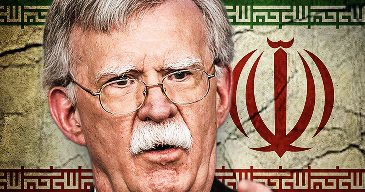 John Bolton complains that White House review process is 'censorship'