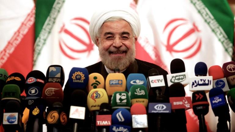 Rouhani-smiling