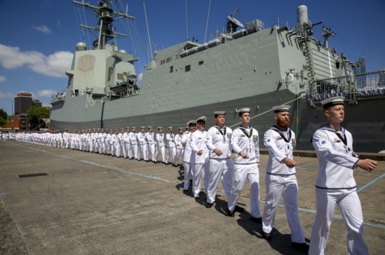 royal-australian-navy-commissions-second-awd-destroyer-brisbane