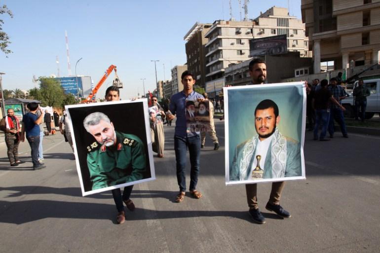 IRAQ-YEMEN-CONFLICT-DEMO