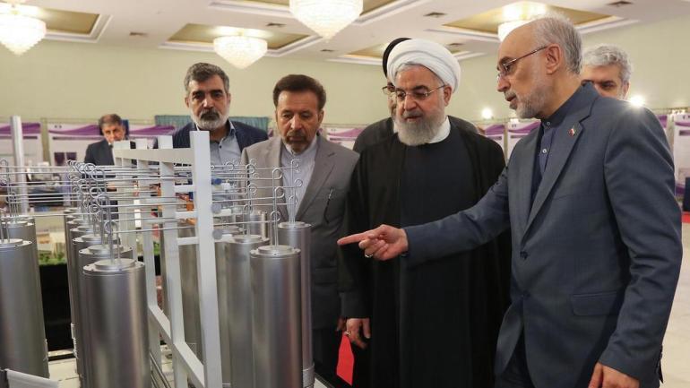 FILE-IRAN-NUCLEAR-DEAL-ENRICHED-URANIUM