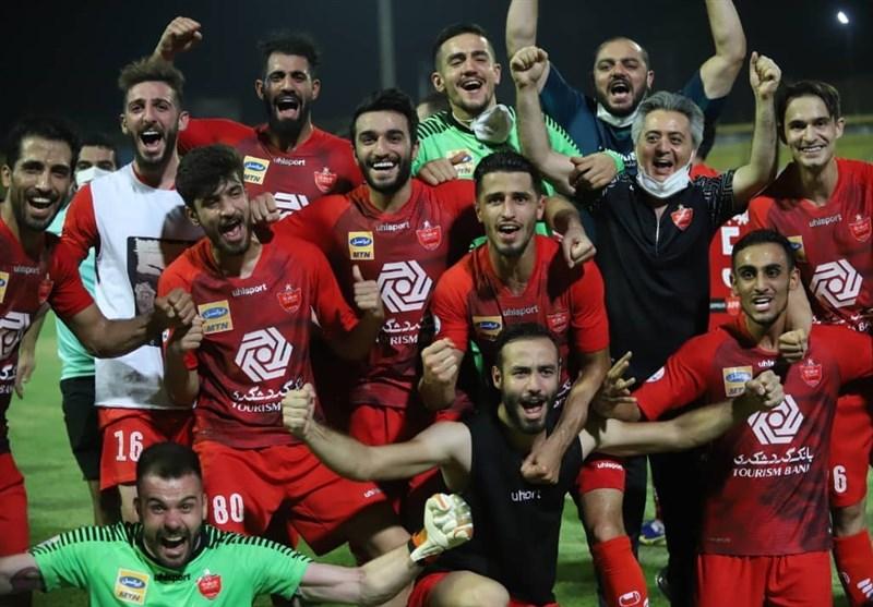 Persepolis Wins Fourth Consecutive Title The Iranian