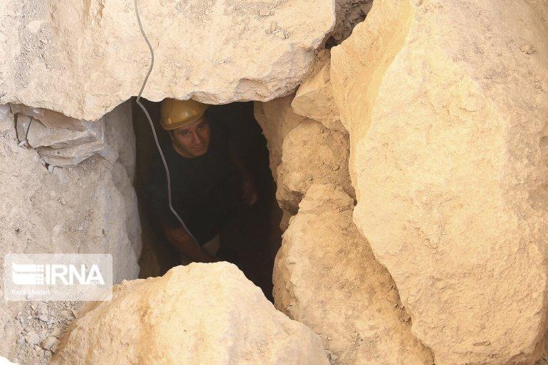 prehistorical-hatch-to-Apadana-Palace-in-Persepolis