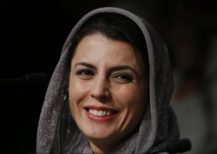 Hatami, Leila - Iranian actress 3 - 67th Cannes Film Festival 2014, Jury member