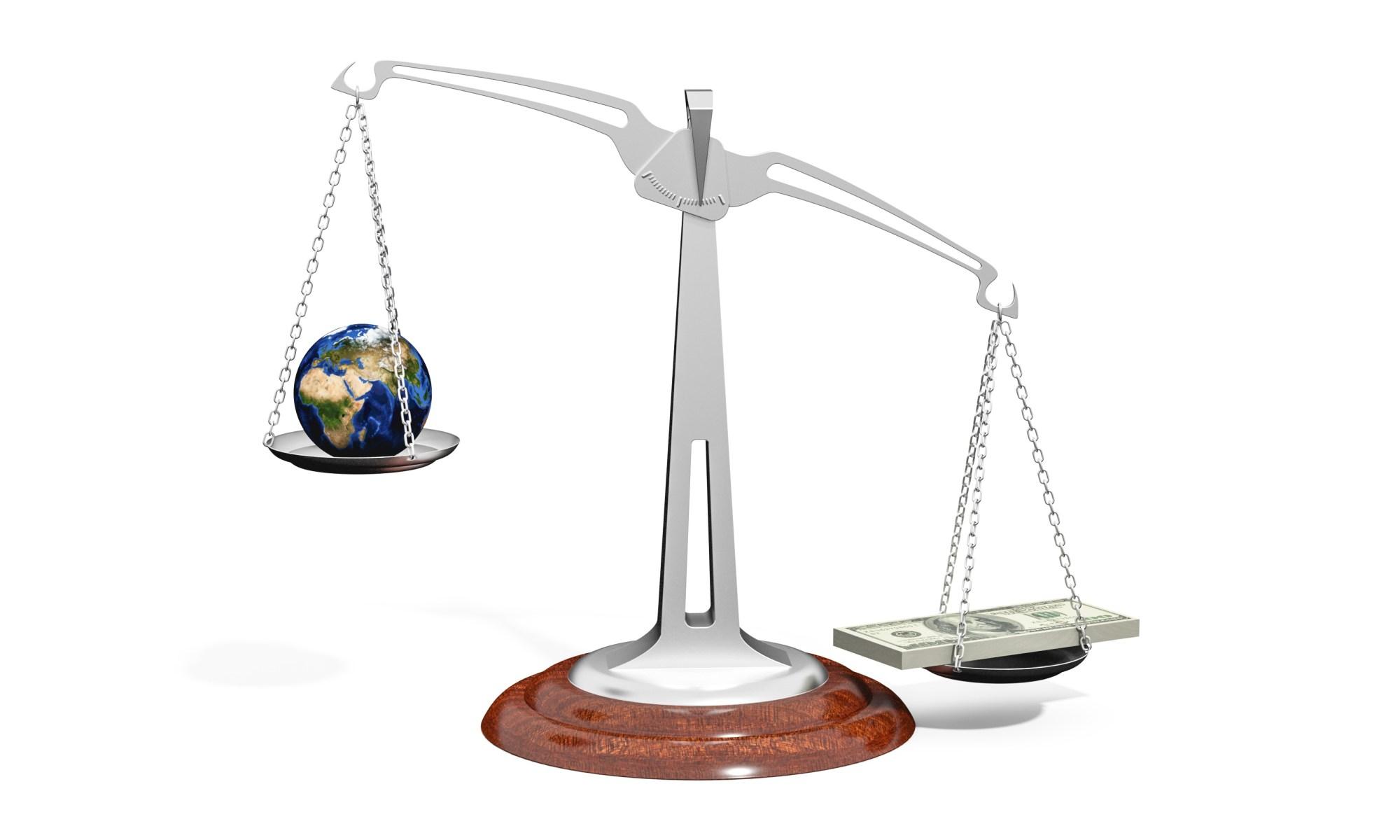Giving vs Savings