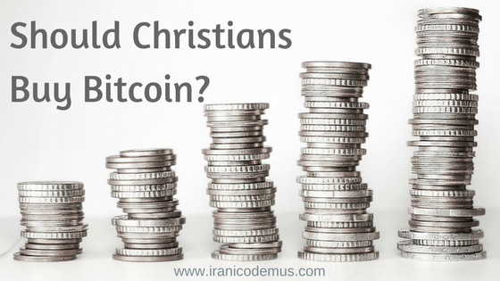 Bitcoin and Christians