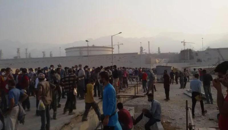 اعتصاب سراسری کارگران پالایشگاهها - ایران کارگر