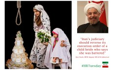 Child Bride in Iran