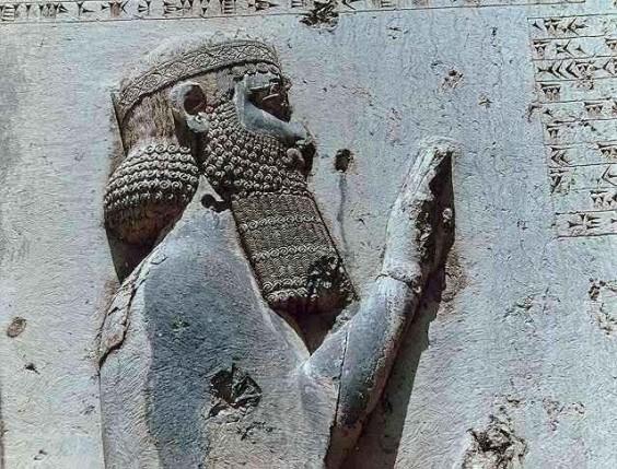 Iran Politics Club: Darius Inscription By Darius The Great