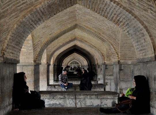 Si-e Se Pol Bridge - Isfahan