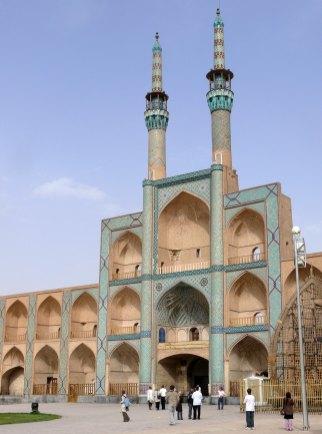 Amir Chakhmaq Complex - Yazd