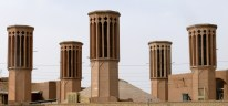 Badgirs (Windtowers) - Yazd