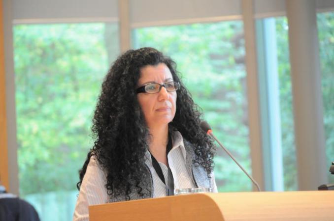 Mojdeh Shahriari (Canada)