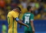 Football - Men's First Round - Group A Brazil v Iraq