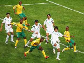 Iraq 0 - 0 South Africa, Confederation's Cup, 2009