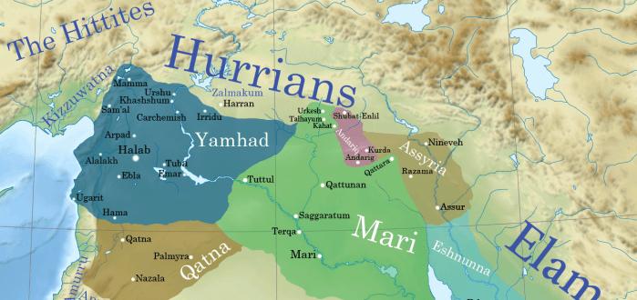 «مملكة اشنونا» سبقت حمورابي في تشريع القوانين