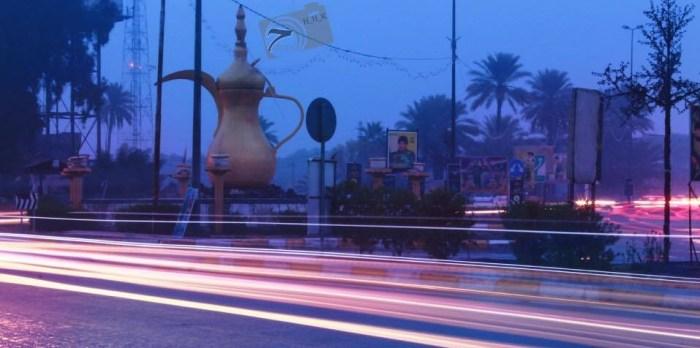 احتفالية المصور العراقي – أضواء