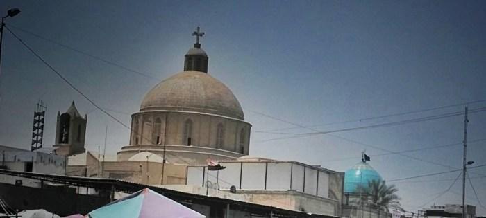 احتفالية المصور العراقي – جامع وكنيسة