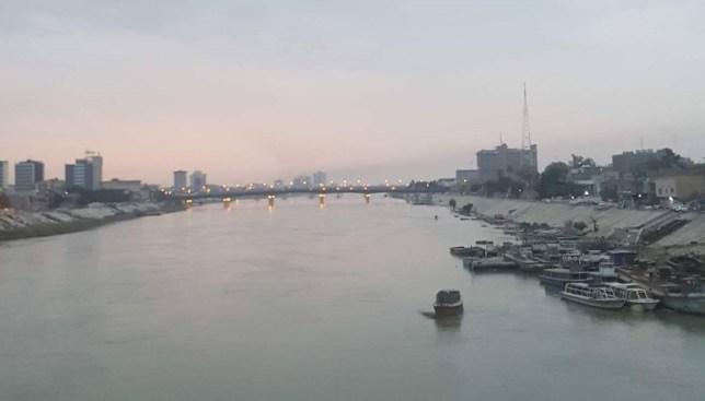 احتفالية المصور العراقي – بغداد…الفجر