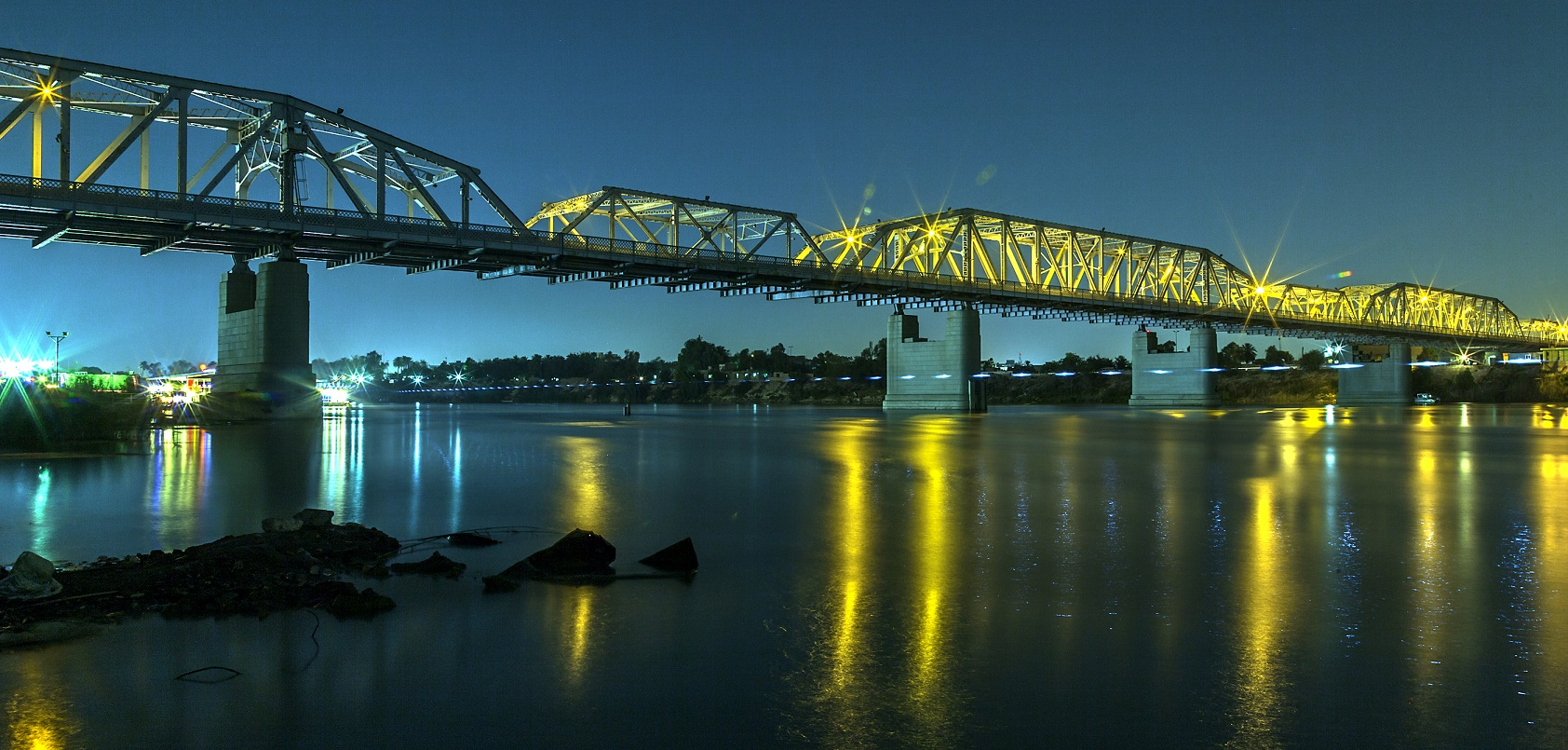 جسر الصرافية