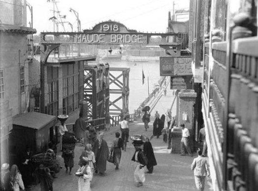 مدخل جسر مود