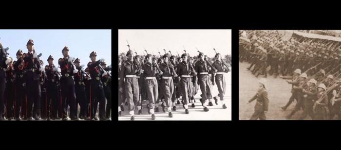الذكرى 98 لتأسيس الجيش العراقي
