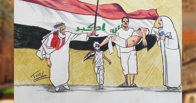 رحلة الكرامة والنصر – نبيل البغدادي