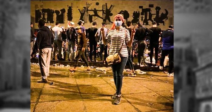 خبر عن تحرير مختطفة غرب بغداد