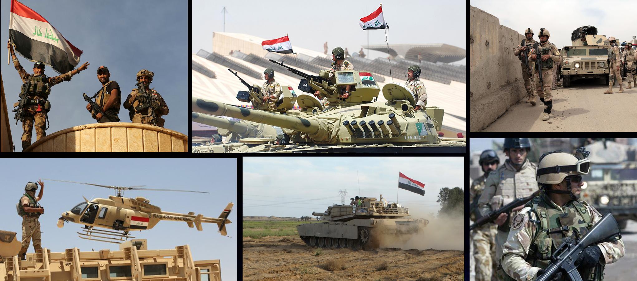 100 عام على تأسيس الجيش العراقي