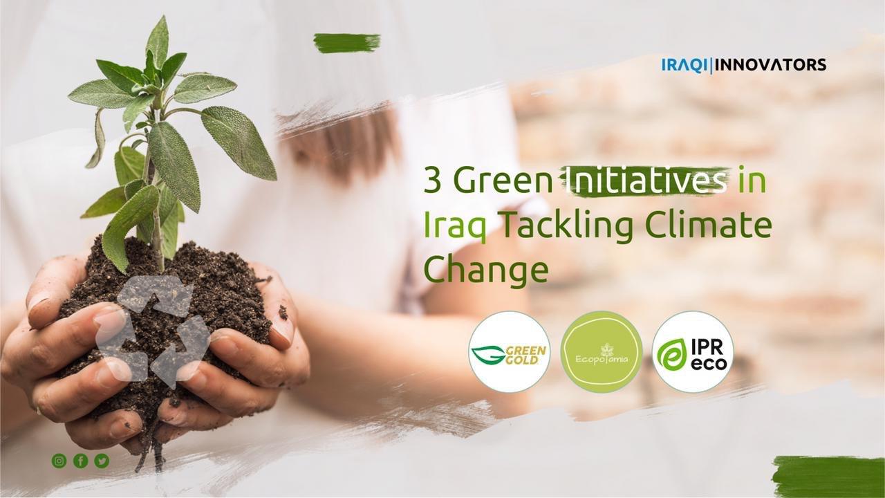 3 Green Initiatives in Iraq