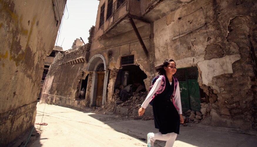 The Art and Soul of Mosul - heritage