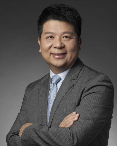 GuoPing_Huawei Rotating Chairman