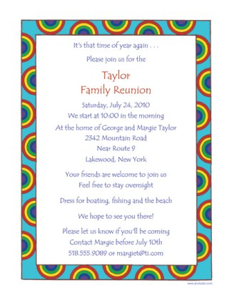 Family Reunion Letter Template, frt-02