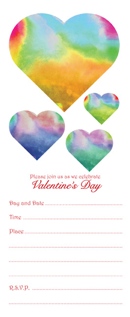 Valentines Day Party Invitation, VPIT-02_No10