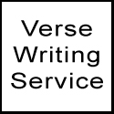 Verse Writing Service