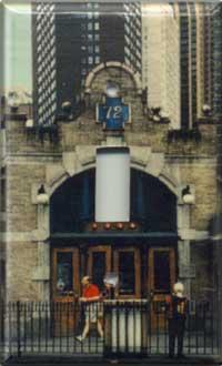 72nd Street Subway Station