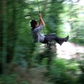 Rope swing bristol united kingdom uk