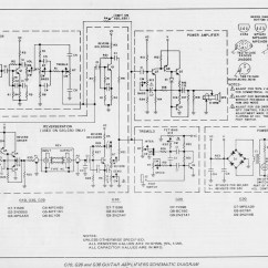 Peavey Predator Ax Wiring Diagram Skull Without Labels Old Guitar Amps Schematics Sp 3