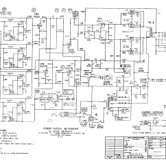 2000 Watts Power Amplifier Schematic Diagram Uml Use Case For Library Management System Fender Pa100 Iration Audio