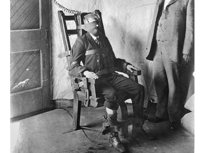 electric chair was invented by sashes for wedding the dentists