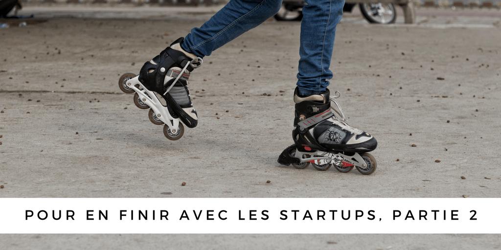Connais-tu les 03 types de startups qui existent ?