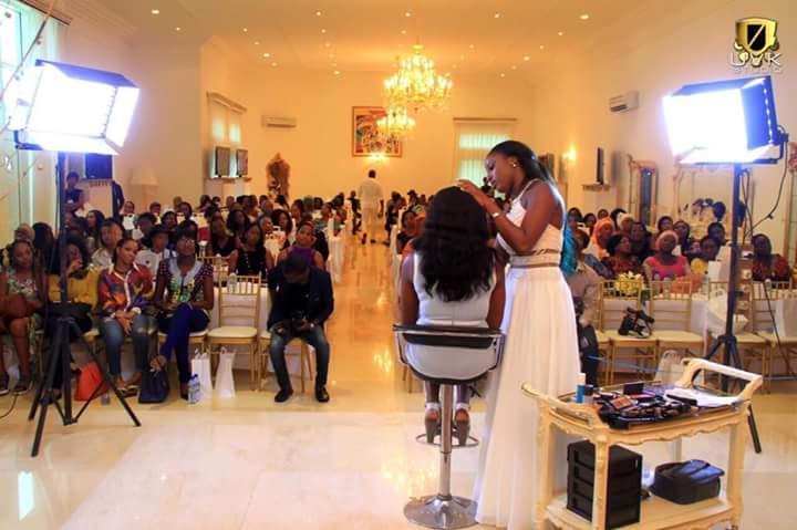 Atelier Les 5 sens de la beauté par Dibawssette à Cotonou