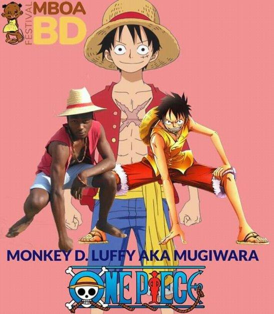 Mboa BD Costplay 1