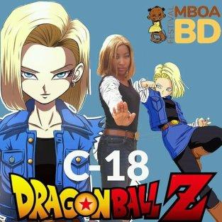 Mboa BD Costplay 2