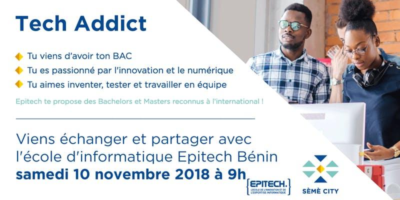 Affiche Epitech challenge Bénin